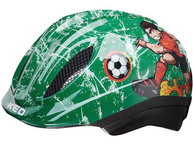 KED Meggy Trend Cykelhjälm Barn grön - till fenomenalt pris på Bikester 653514c324c1b
